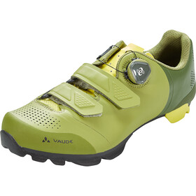 VAUDE MTB Snar Advanced Chaussures, holly green